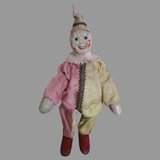 Endearing and Much Loved Schoenhut Clown