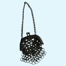 Sweet Doll Sized Chain Purse