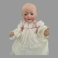 Adorable K&H 526 Bisque Head Baby Doll