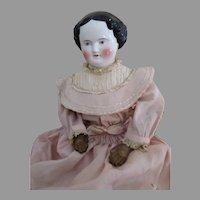 "All Original 21"" China Head Doll"