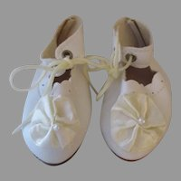 Vintage Doll Shoes for your Bisque Head Doll