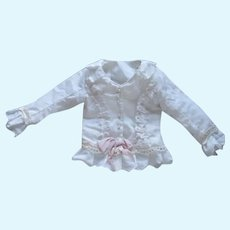 Beautiful Blouse for your French Fashion Doll