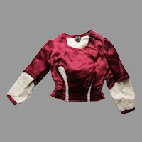Stunning Blouse for your French Fashion Lady Doll