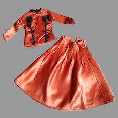 Two Piece Dress for Your Antique Doll