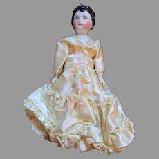 "Sweet 7"" China Head Doll"
