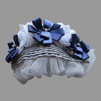 Bonnet for Your French Fashion Doll
