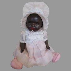 Antique Heubach Kopplesdorf Bisque Head Baby Doll