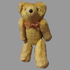"Tiny 3.5"" German Teddy Bear"