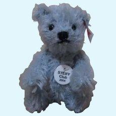 Tiny Steiff Club Miniature Bear