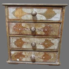 Stunning Florentine Doll Dresser for Your French Fashion Doll
