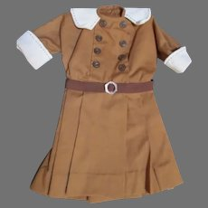 Sweet Dress for your Antique or Vintage Doll