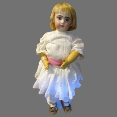 Stunning Portrait Jumeau Bebe Doll Made for the French Market