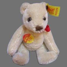 Sweet Little Steiff Teddy Bear for Your Antique Doll
