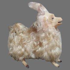 French Fashion Key Wind Dancing Dog