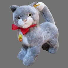 Steiff Cat for Your Bisque Head Doll
