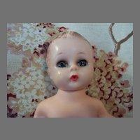 HTF 1954 Wendy-Kins Baby by Madame Alexander