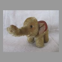 1955 Tiny Steiff Elephant - 75th Anniversary Edition - So Darling