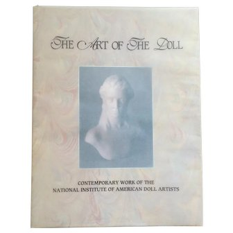 Art Of The Doll Book - NIADA Artists Contemporary Work