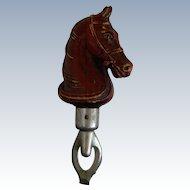 Vintage SYROCO Horse Bottle Opener