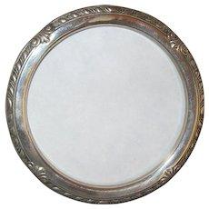 Vintage Sterling Silver Saart Bros Photo Picture Frame