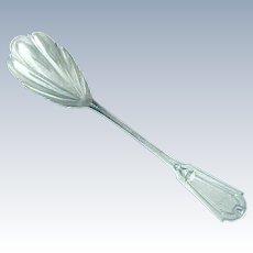 Keystone by Whiting Sterling Silver Sugar Shell Spoon