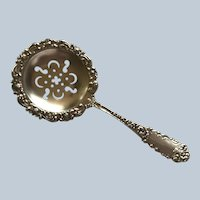 Victoria Old by Watson sterling silver Bon Bon or Nut Spoon