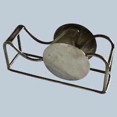 Black, Starr, Gorham Sterling silver Tape dispenser for your desk