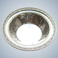 Sterling Silver Reed & Barton Small Round Bowl