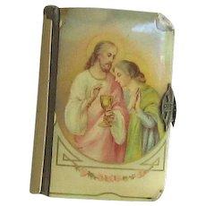 Vintage First Holy Communion Prayer Book - 1926