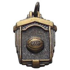 High School Football Medal - 1941