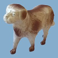 Vintage Celluloid Toy Dog