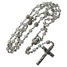 Creed Aurora Borealis Rosary Beads