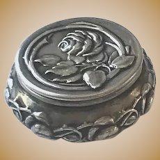 800 Silver Box