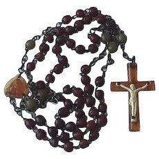 Celluloid Rosary Bead