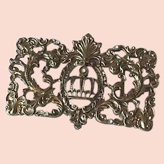 Ladies Large Belt Buckle