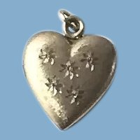 Heart Locket 12k Gold Filled