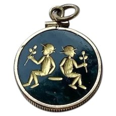 Vintage Watch Fob or Charm