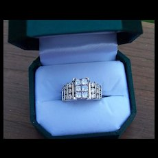 Substantial price reduction ~ Three Carat Diamond Ring