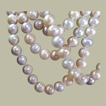 Fresh Water Pearls 48 Inch Strand