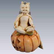 Harmony Kingdom Pumpkinfest Special Event Box Figurine