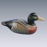Boyds Collection Mallard Wood Decoy Classic