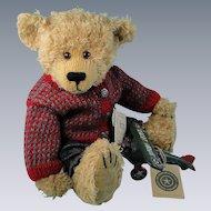 Boyds Bear Fillmore M. Bearington Mohair Limited Edition