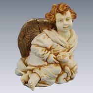 Harmony Kingdom Joie De Vivre Angel Treasure Jest Angelique