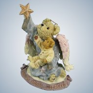 Boyds Bearstone Joy Angeltouch Angel Starlight