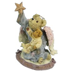 Boyds Bearstone Joy Angeltouch Angel Starlight