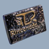 Artesania Rinconada Display Sign Silver Anniversary Style