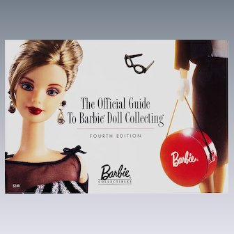 Barbie Doll Collecting Guide Booklet Vintage Book