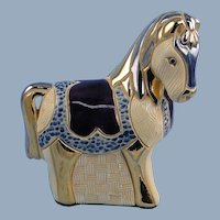 Artesania Rinconada Collectors Club Horse Signed DeRosa