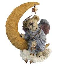 Boyds Bearstone Constance Twilight Angel Bear