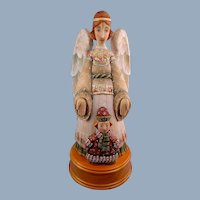 DeBrekht Musical Guardian Angel and Child Limited Edition